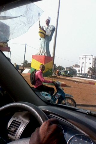 Conakry et ses embouteillages interminables
